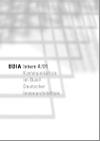 BDIA Intern und BDIA Nachrichten