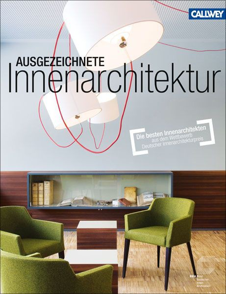 High Quality Auswahl An Publikationen Zur Innenarchitektur   Bund Deutscher  Innenarchitekten Bdia