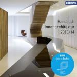 Das aktuelle BDIA Handbuch Innenarchitektur 2013/14