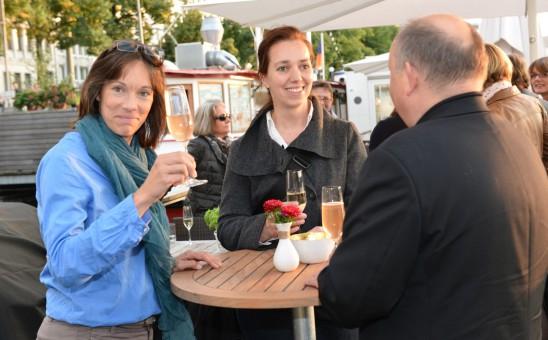 Welcome Abend auf dem Alterschiff Lokalgold; Foto: www.image-point.de/Markus Hertrich