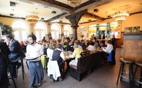 BDIA Bundesmitgliederversammlung - Lunch im Museumsrestaurant FEES; Foto: www.image-point.de/Uwe Ernst