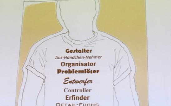 Der Innenarchitekt als Alleskönner - Vortrag Ines Wrusch; Foto: www.image-point.de/Uwe Ernst