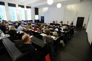 BDIA Bundesmitgliederversammlung, Podiumsdiskussion; Foto: www.image-point.de/Uwe Ernst