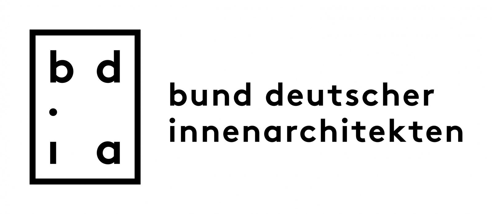 bdia Logo   bund deutscher innenarchitekten bdia