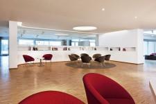 Reuter Schoger Architekten Innenarchitekten BDIA, Berlin, Privatklinik Systelios, Wald-Michelbach; Foto: Werner Huthmacher, Berlin