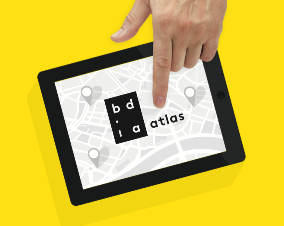 Innenarchitektur entdecken im bdia Atlas: