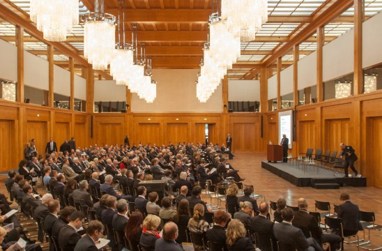 3. Aussenwirtschaftstag Architektur, Planen und Bauen 2014