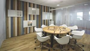 Bürogebäude, Gestaltung, Innenarchitektur, raumdeuter, Fürstenwalde