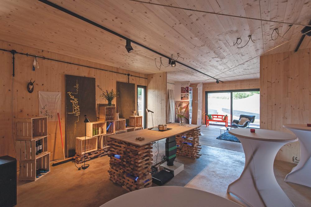 atelier n4: materialvielfalt im innenarchitekturbüro - bdia bund, Innenarchitektur ideen