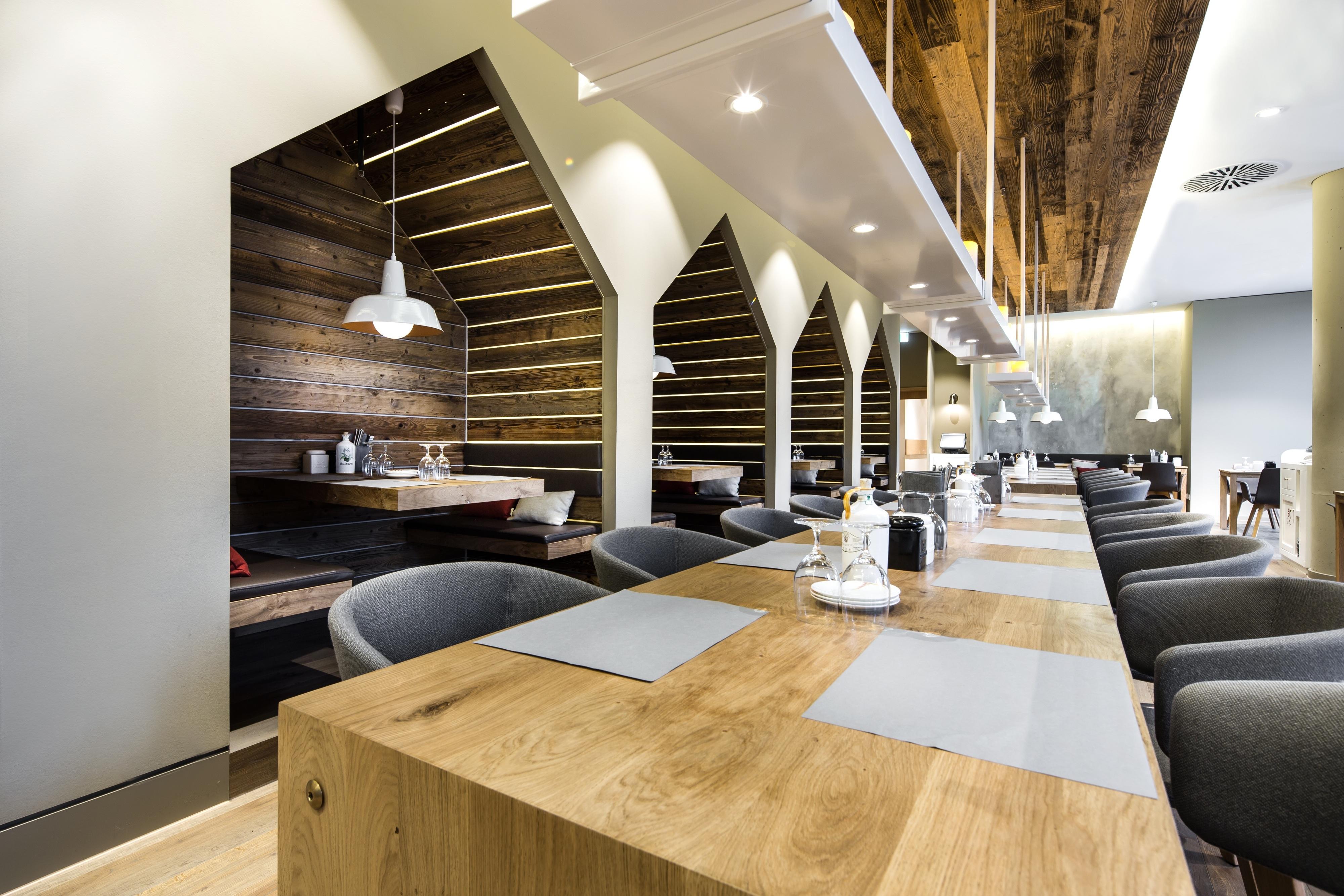Deutscher innenarchitektur preis 2014 26 weitere for Restaurant design innenarchitektur