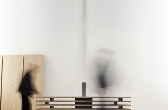 DIAP 2014_ 2. Preis Lutherkirche Düsseldorf, Altar/Bühne1. LEPEL & LEPEL Architekten Innenarchitekten, Köln. Foto: Jens Kirchner. www.lepel-lepel.de