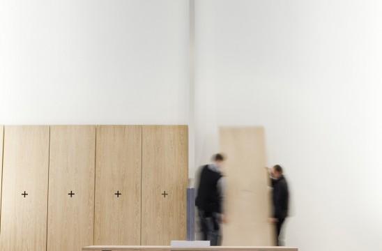 DIAP 2014_ 2. Preis Lutherkirche Düsseldorf, Altar/Bühne2. LEPEL & LEPEL Architekten Innenarchitekten, Köln. Foto: Jens Kirchner. www.lepel-lepel.de