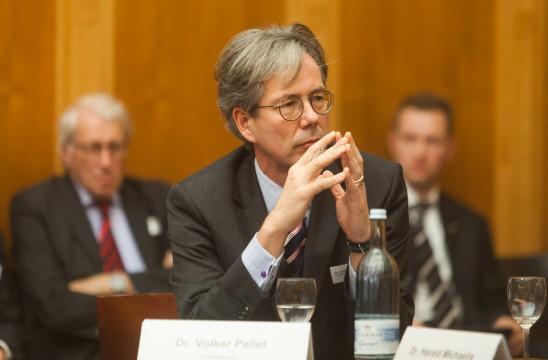 Dr. Volker Pellet, Auswärtiges Amt. Foto: Till Budde
