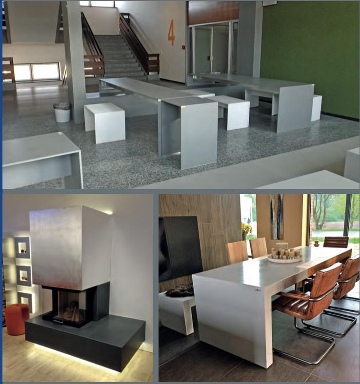 Beton in der innenarchitektur bund deutscher for Jobborse innenarchitektur