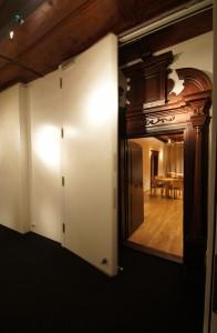 Brandschutz meets Rennaissance im Hotel s'Bürgle, Reichenau; Foto: Ivan Bagaev