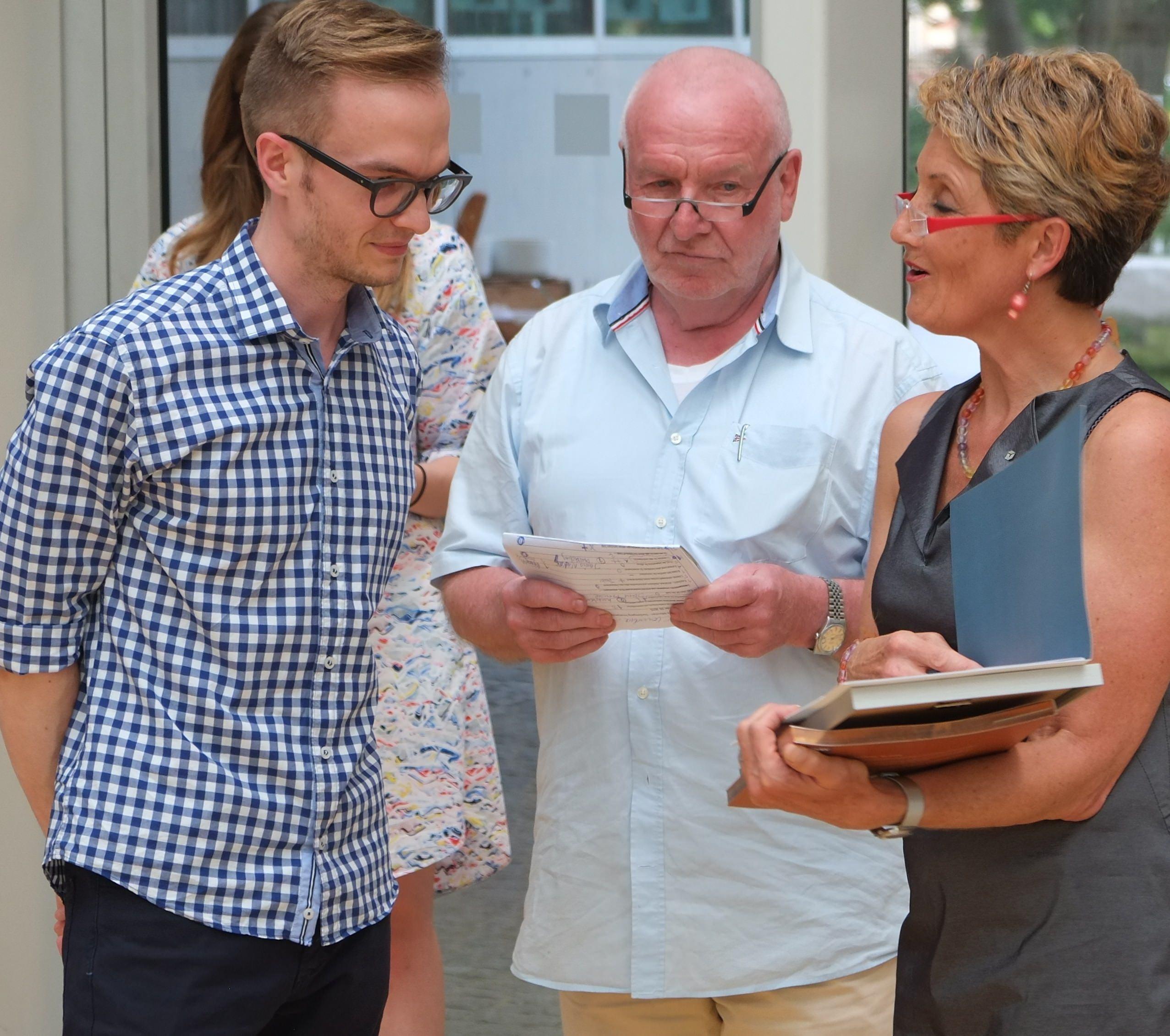 BDIAusgezeichnet 2015 an der Akademie der Bildenden Künste München - BDIA Bund Deutscher ...