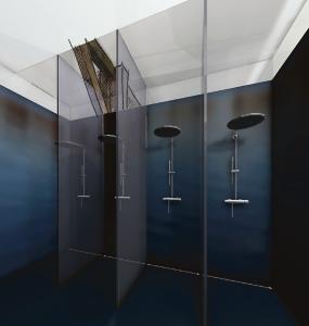 Duschbereich Koch Oelmuehle