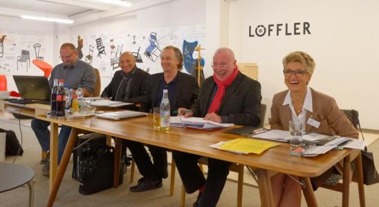 mitgliederversammlung des bdia landesverband bayern am bdia bund deutscher. Black Bedroom Furniture Sets. Home Design Ideas
