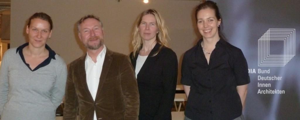 Vorstand 2015-2017. Von links nach rechts. Kassenwärtin Miriam Sachsse, 1.Vorsitzender Andreas Börn, stell.Vorsitzende Peggy Kastl und Silke Wittmann