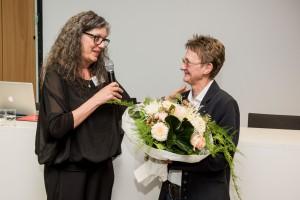 Ehrenmitgliedschaft für Birgit Schwarzkopf, BDIA NRW