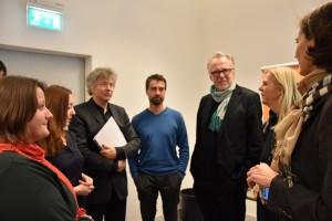 BDIAusgezeichnet in Trier, Wintersemester 2016: Preisverleihung