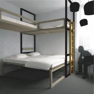 klein_Anna Bretzger_Raumkonzept_Bettenkombination