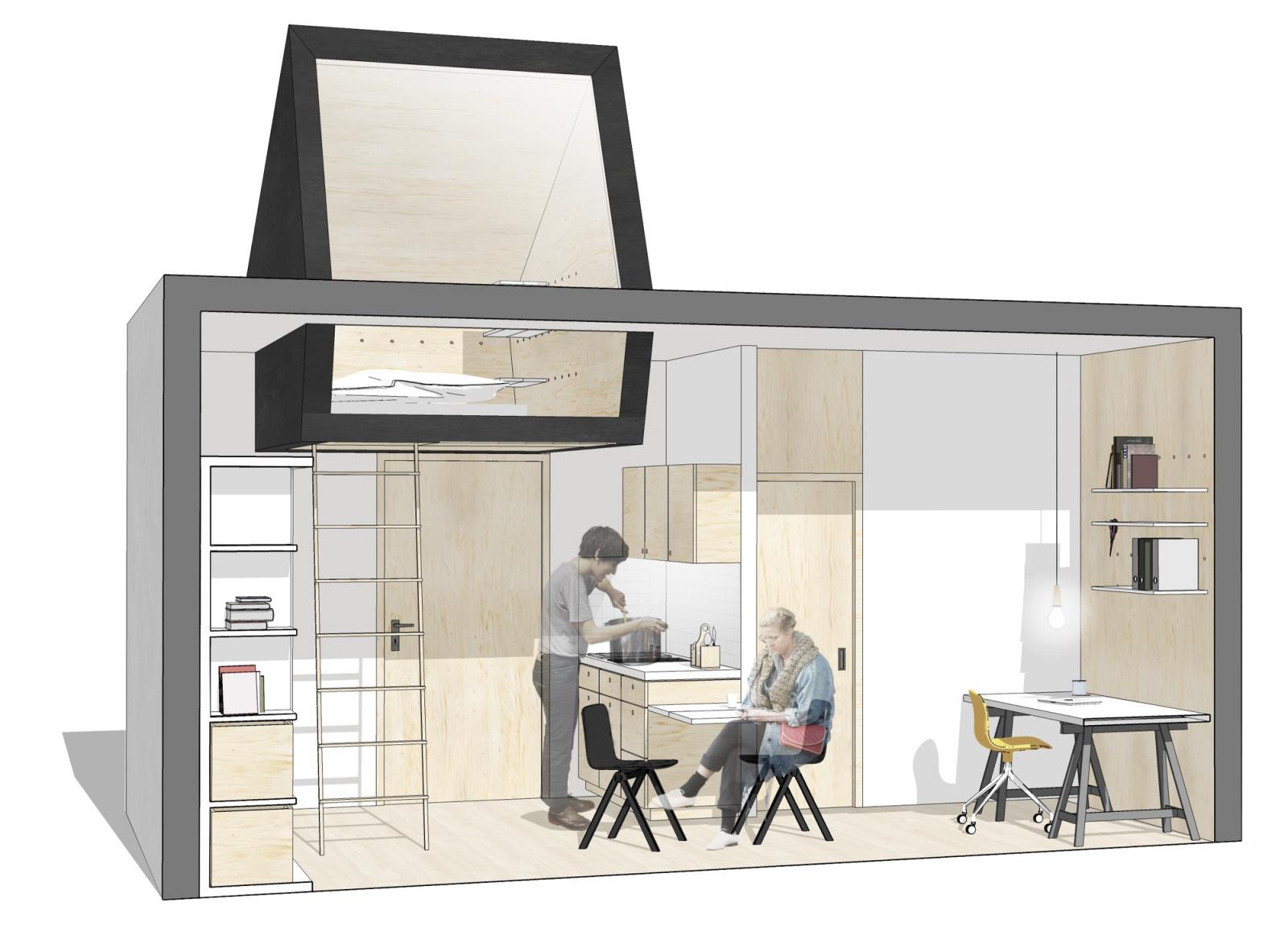 Zimmerschnitt boehr klein bund deutscher for Jobborse innenarchitektur