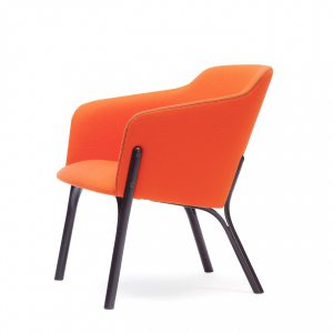 "TON ""SPLIT"" Lounge Chair"