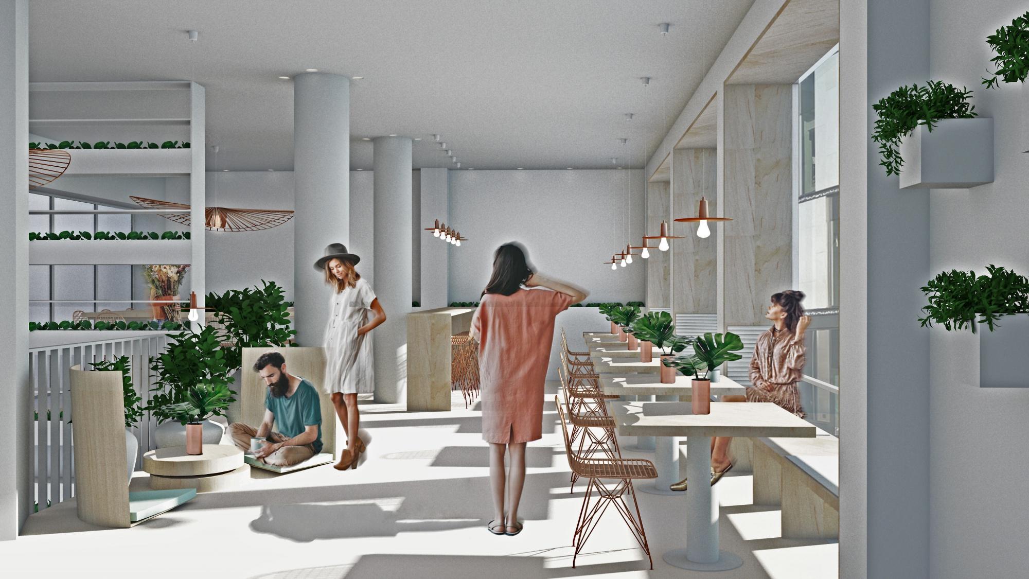 farben im interieur geschickt eisetzen 3d visualisierung, thema hochschulen - seite 9 von 11 - bund deutscher innenarchitekten, Design ideen