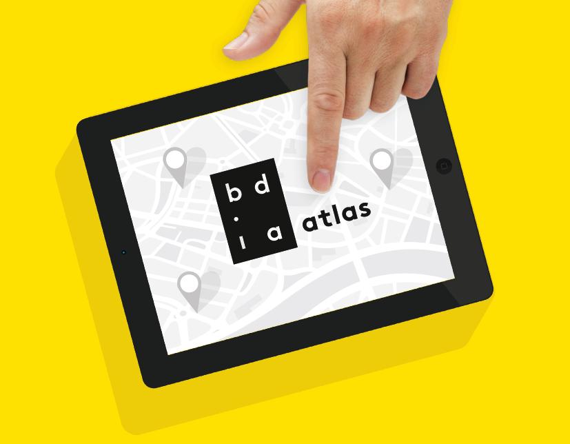 Bdia atlas als nachschlagewerk f r for Jobborse innenarchitektur
