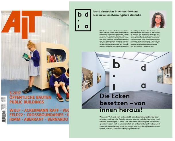 » In jeder Ausgabe der AIT erscheinen unsere  BDIA Nachrichten