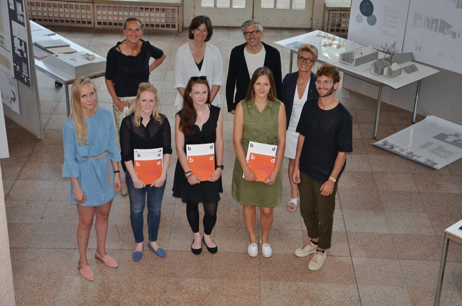Bdiaausgezeichnet 2017 an der hochschule rosenheim bund for Innenarchitektur fh rosenheim