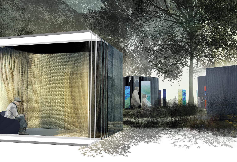 Innenarchitektur studieren an der akademie der bildenden for Masterarbeit innenarchitektur