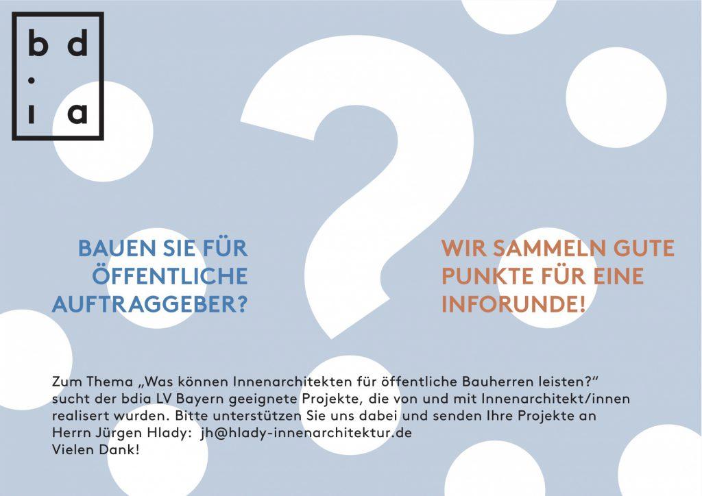 Thema Einfarbig Hellblau Bund Deutscher Innenarchitekten