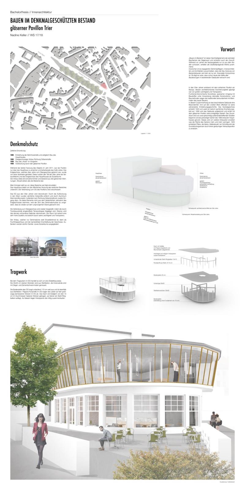 Innenarchitektur Trier Studieren thema hochschule trier bund deutscher innenarchitekten bdia