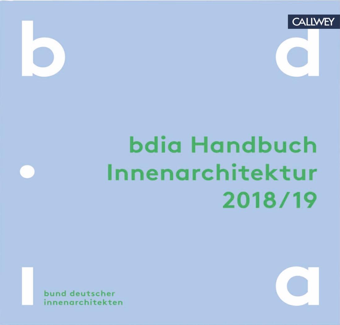 Thema Innenarchitektur - bund deutscher innenarchitekten bdia