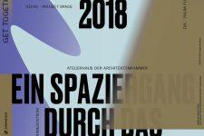 Ins Blaue - 21. - 23. Juni 2018 Architekturzeit 2018