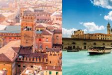 16.10.2019_4 Tage Italien Reiseankündigung für den 16.- 19. Oktober 2019 Castellarano -Bologna-Castellfranco-Resana-Venedig