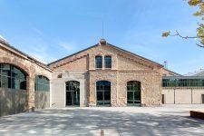 11.09.2019_17:30 Uhr_After Work Design-Talk_Wagenhallen Besichtigung mit Michel Casertano von Atelier Brückner
