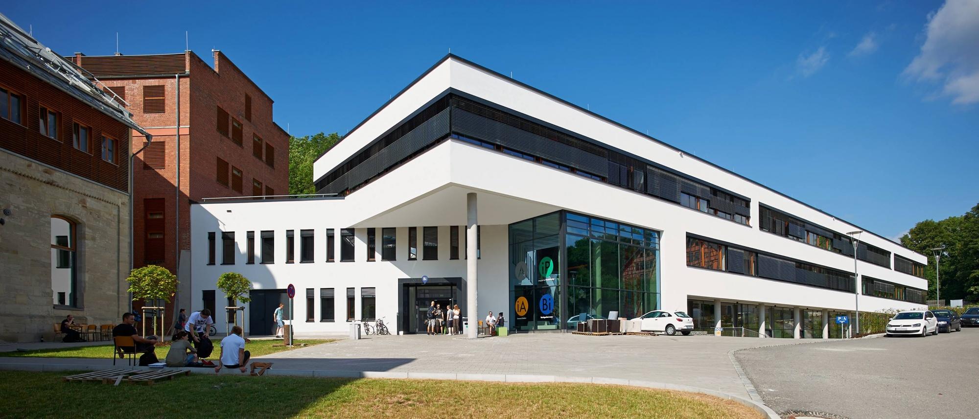 Hochschule Coburg   W21 Professur m/w/d   bund deutscher ...