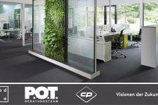 VERSCHOBEN | Office-Workshop in der P.O.T. Akademie und bei C+P | Donnerstag 4. Juni 2020